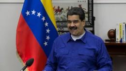Staatschef Maduro spricht von klarem Sieg