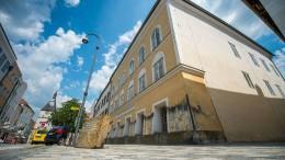 Hitlers Geburtshaus wird Polizeiwache
