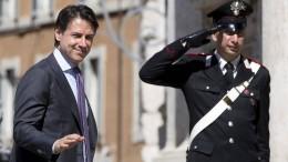 Conte will Italiens Interessen in Europa verteidigen