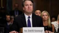Supreme-Court-Kandidat Brett Kavanaugh