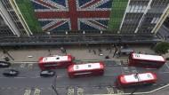 London am Tag der Brexit-Abstimmung