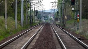 Längster Streik der Bahn-Geschichte hat begonnen