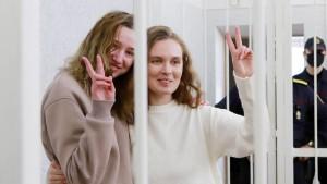 Zwei Jahre Strafkolonie für Journalistinnen