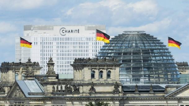 Wie Russland Zweifel am Befund deutscher Ärzte sät