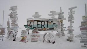 """Eine wahre """"arktische Hitzewelle"""""""