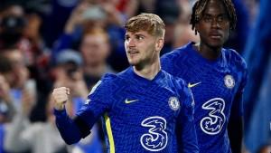 Werner trifft bei Chelsea-Sieg im Elfmeterschießen