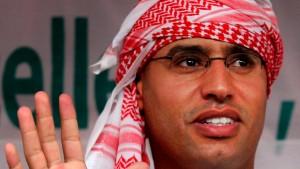 Gaddafis Sohn Saif al Islam angeblich doch nicht getötet
