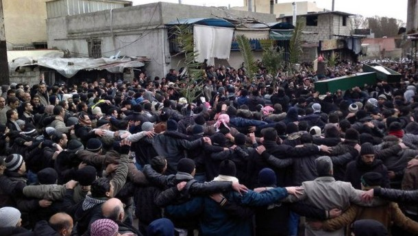 Ägypten zieht Botschafter aus Syrien ab
