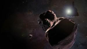 Nasa-Raumsonde untersucht 6,4 Milliarden Kilometer entfernten Himmelskörper