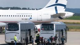Hessen nimmt elf Flüchtlinge aus Syrien auf