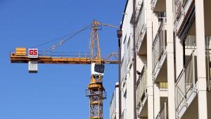 Keine Krise auf dem Häusermarkt