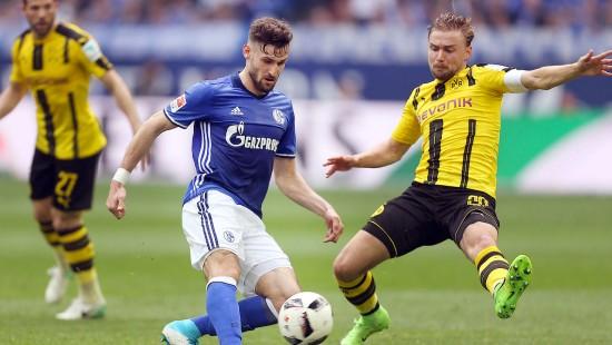 Schalke und Dortmund vor brisantem Revierderby