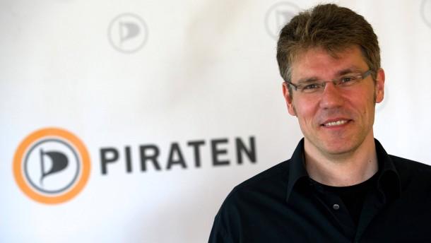 Piraten bestätigen Stefan Körner als Vorsitzenden