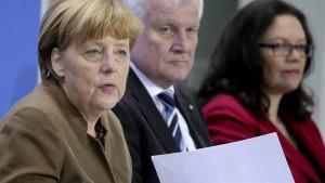"""""""Der Abgesang auf Union und SPD ist zu früh"""""""