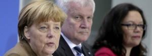 Die Landtagswahl in Hessen hat auch eine große Bedeutung für die Große Koalition in Berlin.