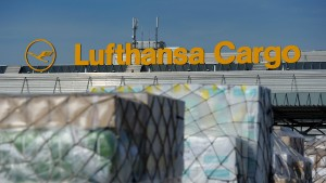 Stellenabbau bei Lufthansa Cargo