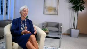 Lagarde will mehr Frauen in der Politik