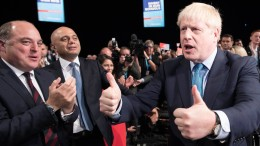 Johnson: Lasst uns den Brexit durchziehen