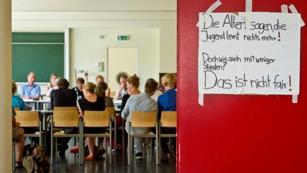 """""""Ganztagsschulen nicht gegen Gymnasien ausspielen"""""""