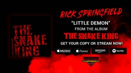 """Little Demon"" von Rick Springfield"