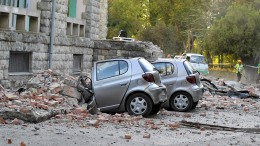 Schwerstes Erdbeben seit Jahrzehnten erschüttert Albanien