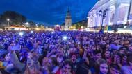 Mehr als 100 Bands erwartet: Darmstadt feiert ab 25. Mai sein 19. Schlossgrabenfest.