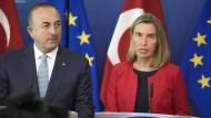 Türkei soll Menschenrechte einhalten