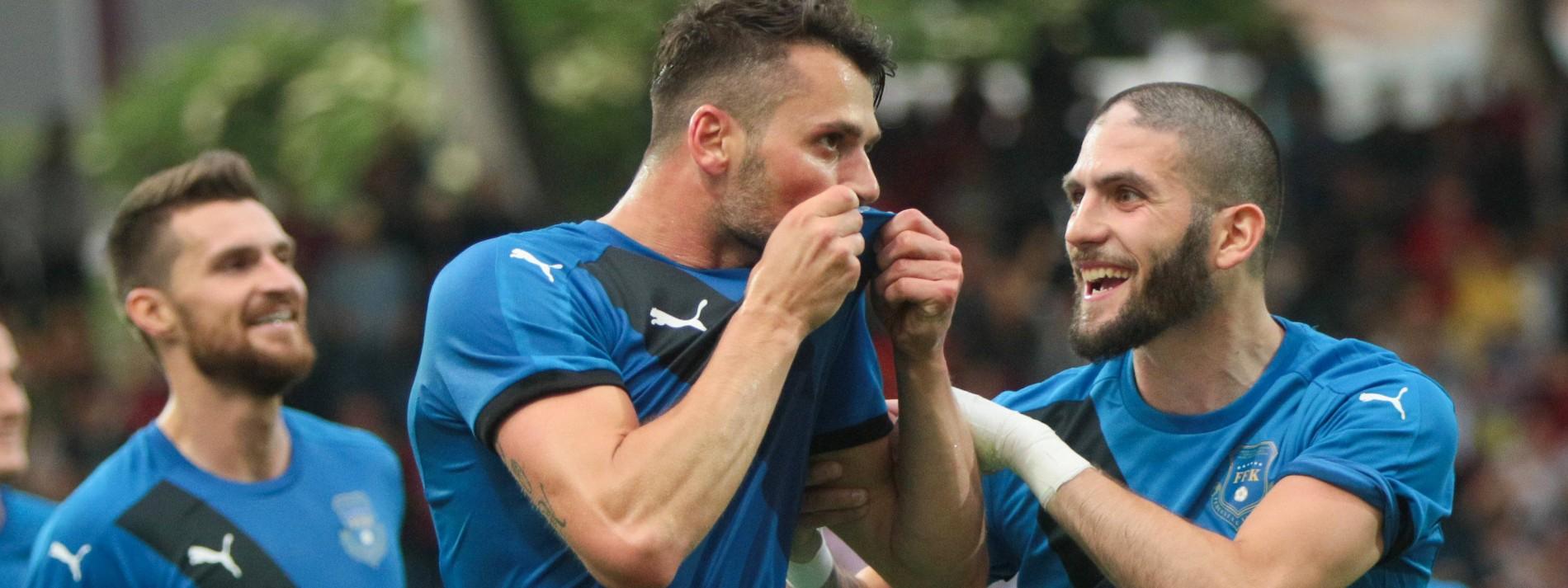 Neue Spieler für den Kosovo