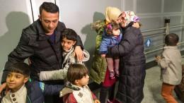 Kein Platz für Flüchtlingsfamilien