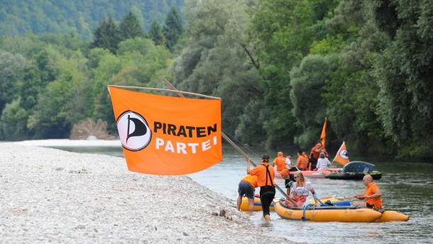 Gelassen auf Piraten reagieren