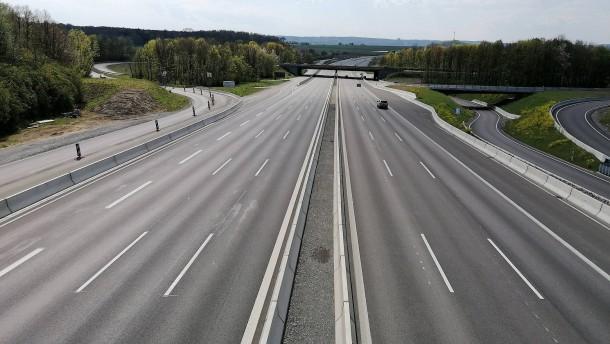 Rekordtief bei Verkehrstoten wegen Corona im Jahr 2020