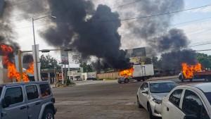 Heftige Schießereien und Chaos in Culiacán
