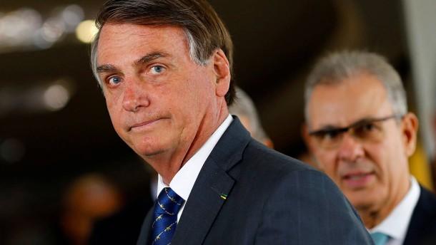 Brasilien zieht Diplomaten aus Venezuela ab