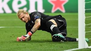 Darum patzte Karius gegen Real Madrid