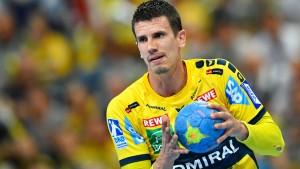 Löwen-Handballer verlieren einen Punkt in Erlangen
