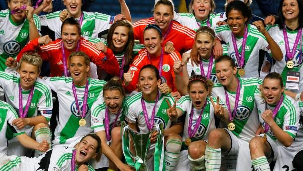 Wolfsburg schlägt Übermacht Lyon