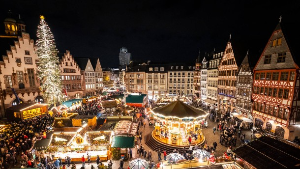 Weihnachtsmarkt in Frankfurt könnte stattfinden