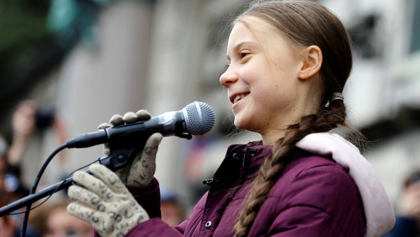 Greta wieder für Friedensnobelpreis nominiert