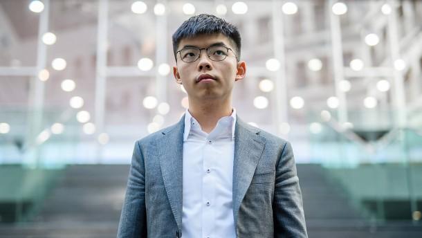 Hongkonger Aktivist fordert Boykott der Berlinale