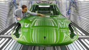 E-Porsche soll in Leipzig gebaut werden