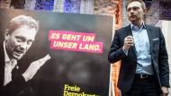 Lindner soll es für die FDP richten
