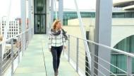 Erste Schritte im Bundestag