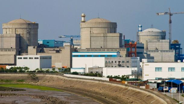 China baut wieder am weltgrößten Kernkraftwerk