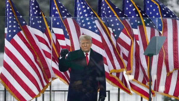 Trump verliert sein Netz