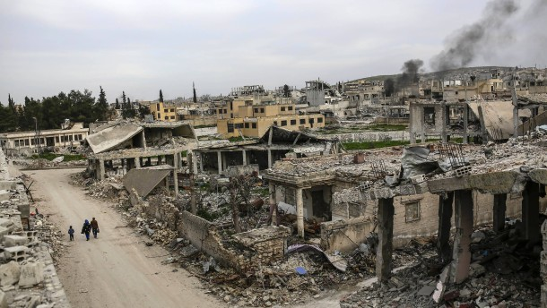 Fürsprecher für die Menschen in Kobane