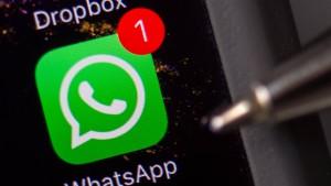 Grüne fordern Offenlegung von Chatprotokollen