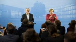 Bundesregierung erleichtert über Brexit-Einigung
