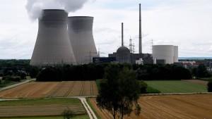 Atomausstieg in Gundremmingen
