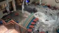 Speisesaal geflutet