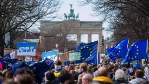 Die Rückbesinnung Europas